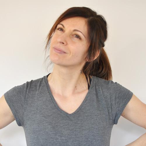 Profesora de Pilates y Yoga en Clínica Igon Bilbao