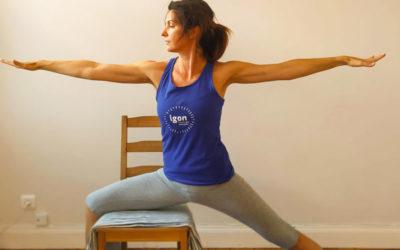 Comienzan las clases de pilates y yoga