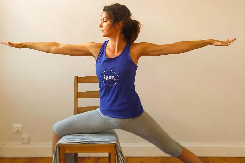 Clases de yoga en Bilbao