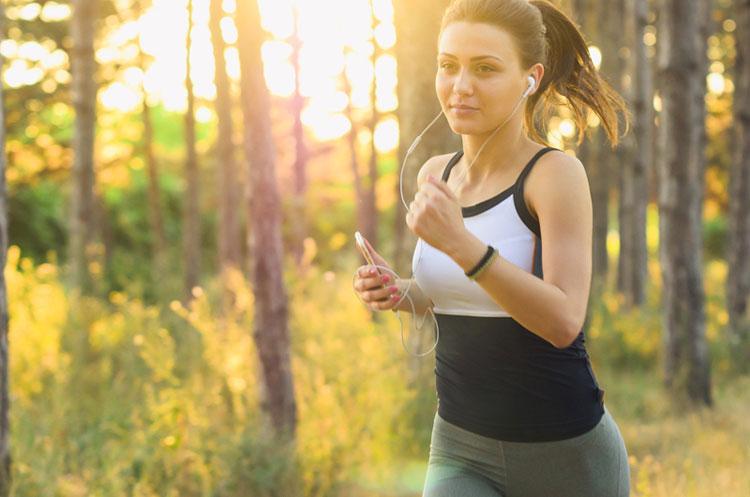 El deporte influye en la calidad del sueño