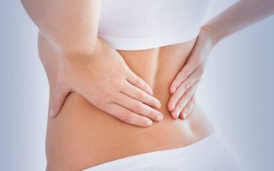 Dolor de espalda e hígado graso