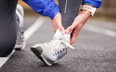Valoración y tratamiento mediante fisioterapia del esguince de tobillo