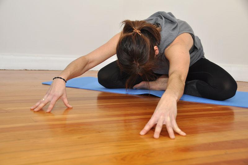 Yoga terapéutico en Bilbao