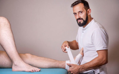 ¿Qué es la instabilidad crónica de tobillo o esguince mal curado?