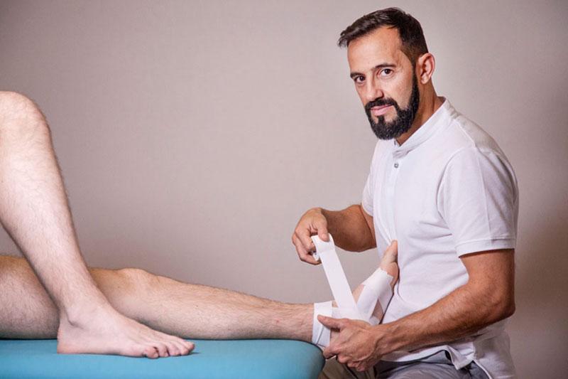 Esguince mal curado o inestabilidad crónica de tobillo