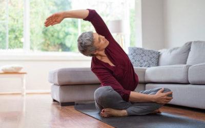 Píldoras de yoga para el confinamiento
