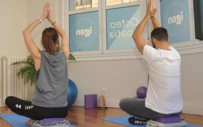 ¡¡Comenzamos las clases presenciales de Yoga y Pilates!!