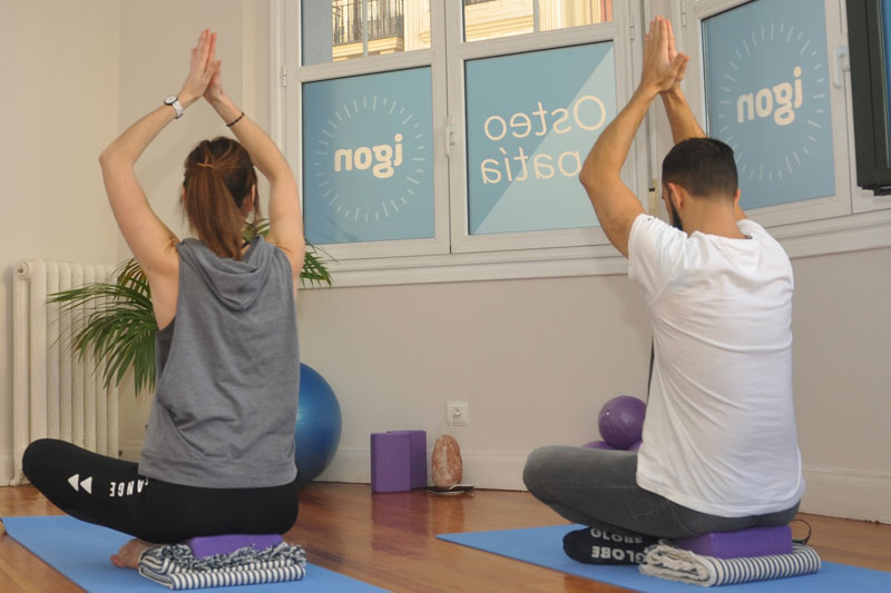 Clases de yoga en Bilbao 2020