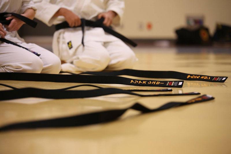 Lesiones más comunes en karate