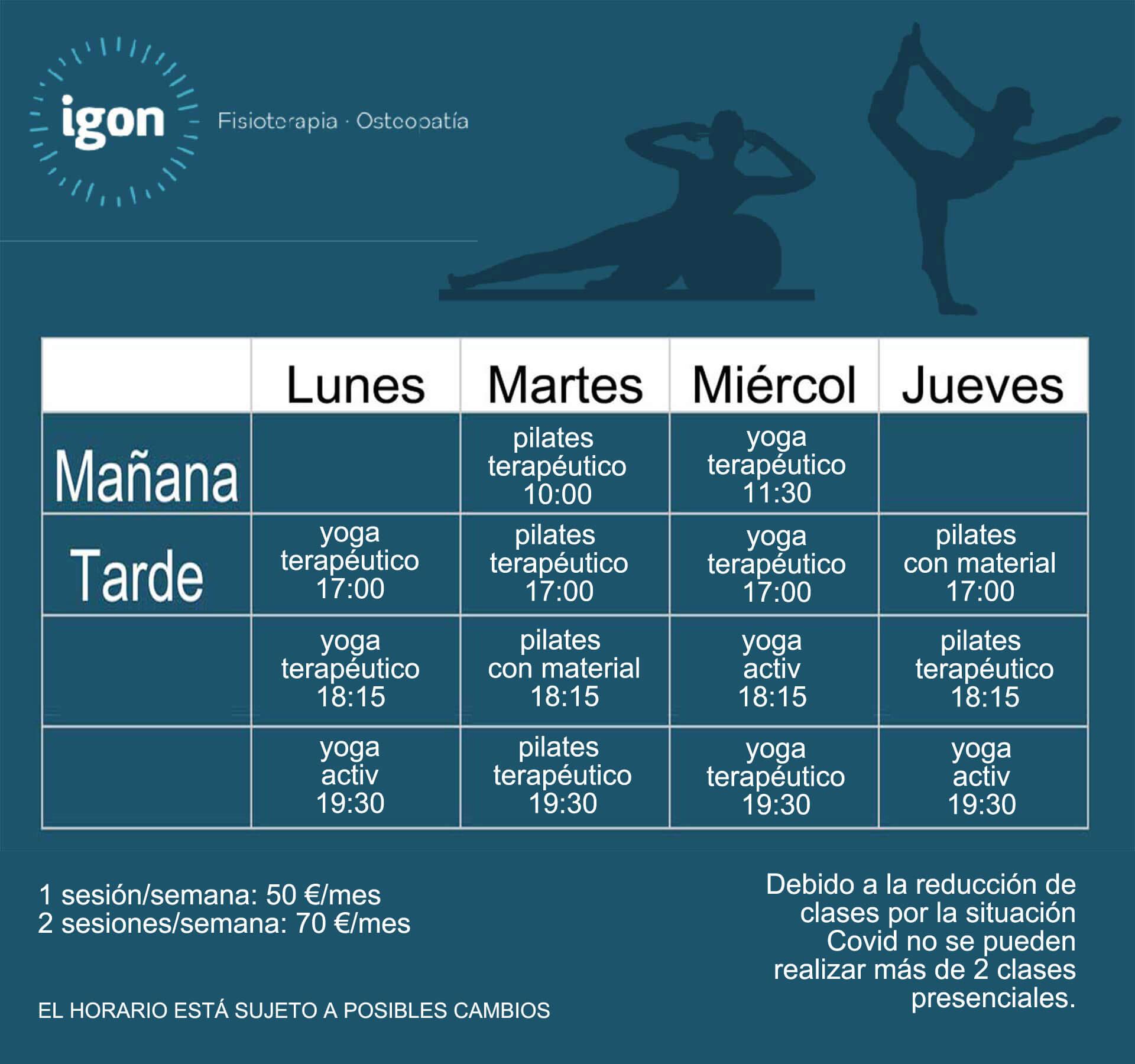 Dónde hacer yoga o pilates en Bilbao