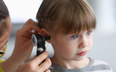 Otitis, Amigdalitis y Osteopatía Pediátrica