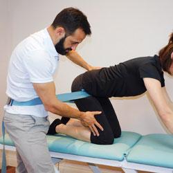 Fisioterapia para pinzamiento de cadera